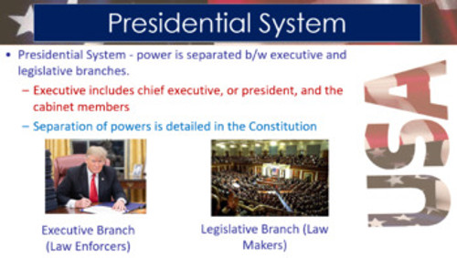 Principles of Government Introduction to Course Power Point & Cloze Notes 1:1