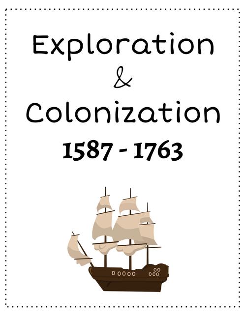 Timeline of Eras | U.S. History to 1877 | Texas TEKS/STAAR