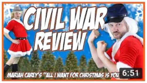 Mr. Bett's Class - A Very Civil War Christmas Review- FREE