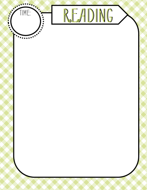 Emergency Substitute Plans Template and Editable Sub Folder- FREE