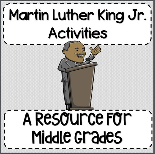 Martin Luther King Jr. Day Activities