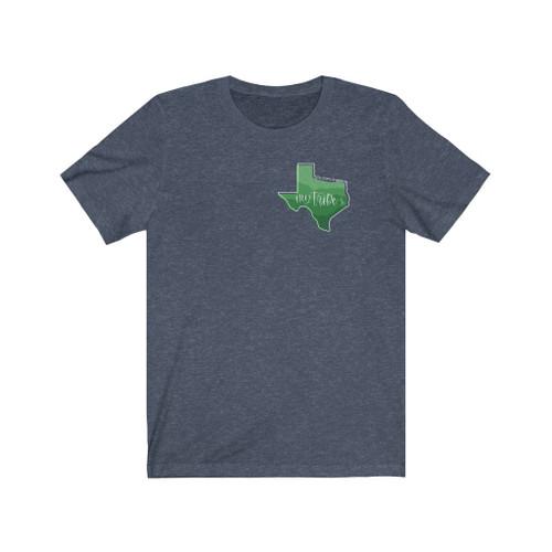 """Dwarfism Awareness """"My Tribe"""" Texas small logo"""