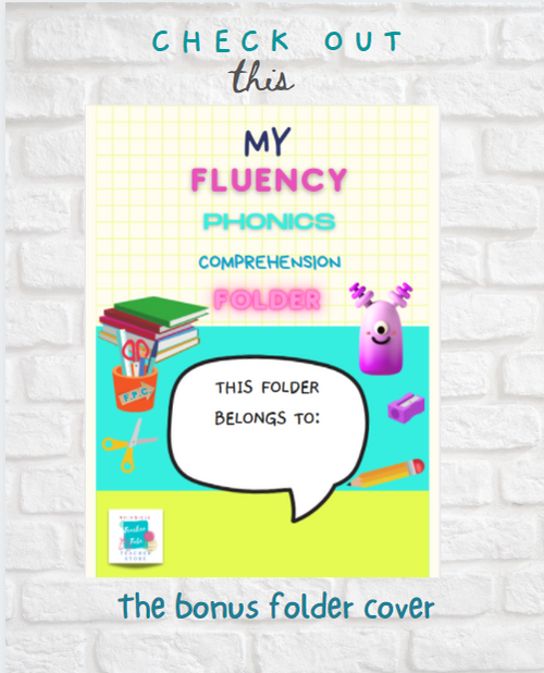 Blast Off With Fluency, Phonics, and Comprehension