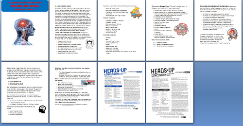 Concussion Guide for Teachers and Administrators