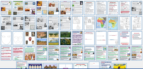 Medieval West Africa - An Overview + Assessments