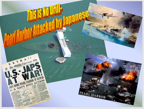 Pearl Harbor: This is Not a Drill