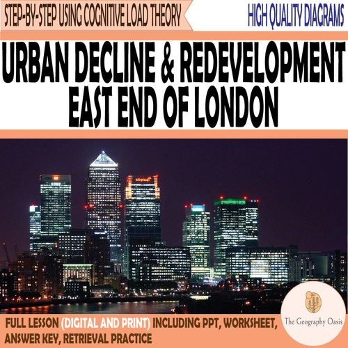 Urban Decline and Redevelopment in the East End of London