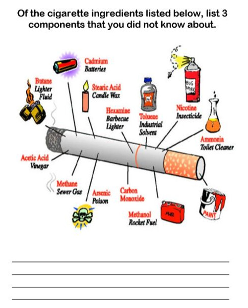 Up in Smoke-Preventing tobacco use in teens