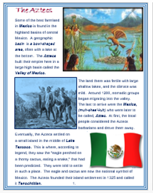 The Aztec - An Overview + Assessment
