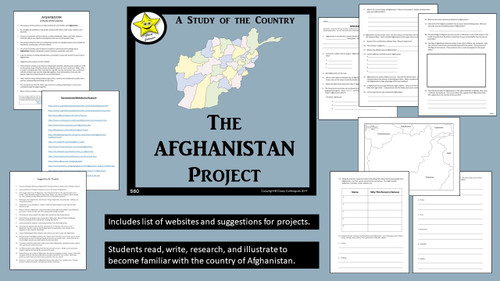 The Afghanistan Project