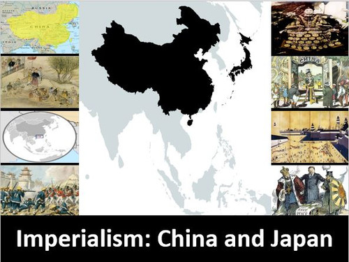 Imperialism: China and Japan
