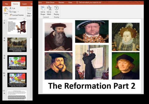 The Reformation Beyond Luther Part 2