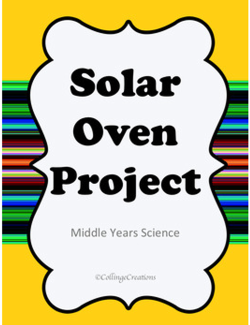 Solar Oven Project