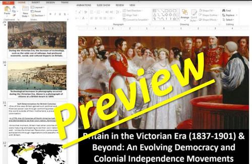 Britain in the Victorian Era