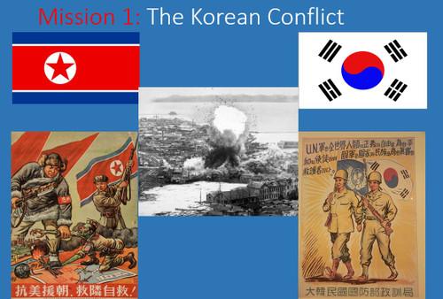 FREE Cold War Commander Sample Korean War Level