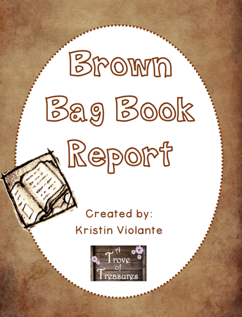 Brown Bag Book Report
