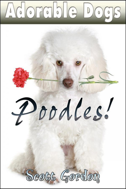 Cover - Adorable Dogs: Poodles