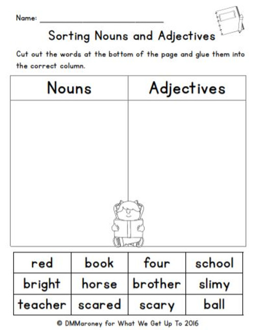A Complete Adjective Resource