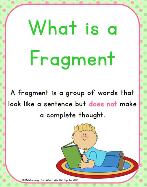 A Beginners Look at: The Four Types of Sentences