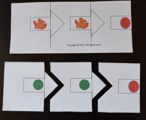 Directionality and Pencil Control Task Cards - Practice and Assessment
