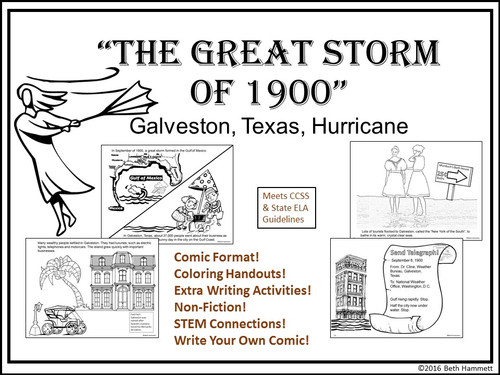 The Great Storm of 1900 - FREE