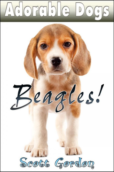 Cover - Adorable Dogs: Beagles