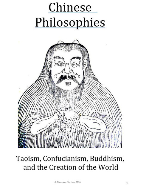 Chinese Culture:  Taoism, Confucianism, Buddhism, and the Creation of the World