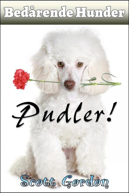 Cover - Bedårende Hunder: Pudler (Norwegian Edition)