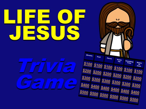 Life of Jesus Trivia Game | Bible Review