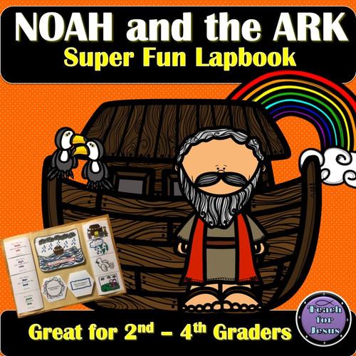 Noah's Ark Lapbook