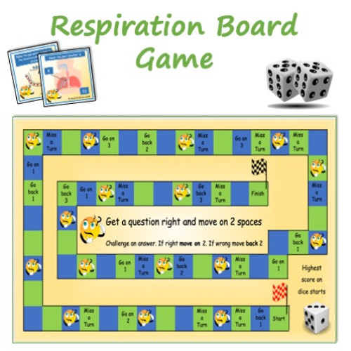 Respiration - 54 Question Board Game