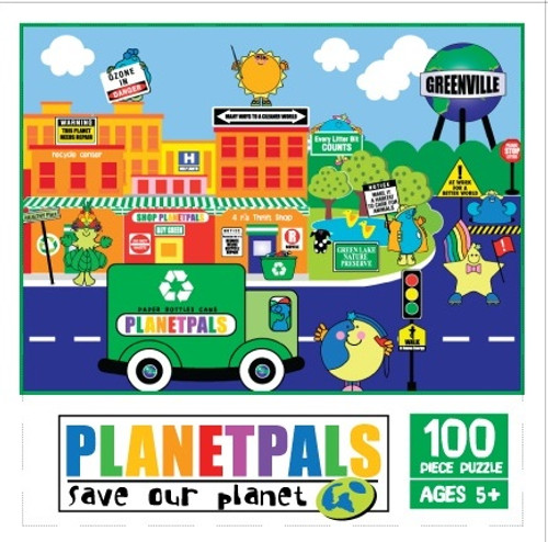 Planetpals Greenville Box front