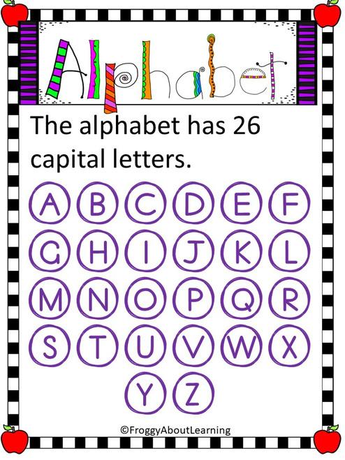 Alphabet Anchor Chart