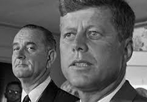 JFK Assassination - Conspirator 3 PowerPoint