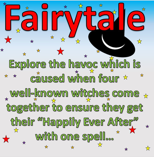 Fairytale - Playscript for 3rd, 4th and 5th grade