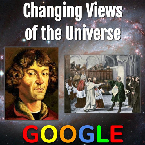 Interactive Gallery: Changing Views of the Universe