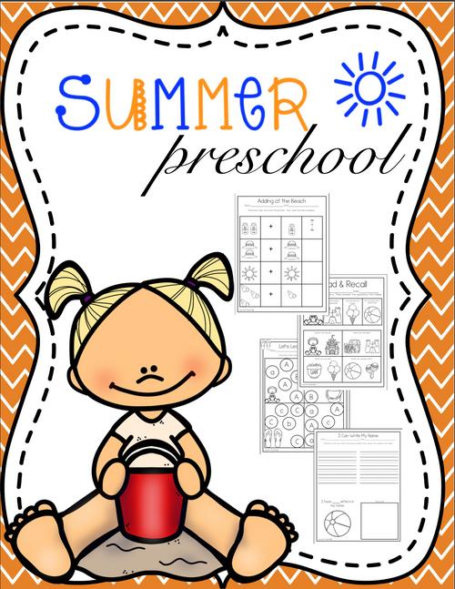 Summer Preschool