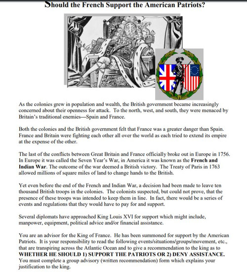 differences between american and french revolution