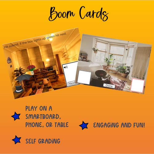 Murder Mystery: Bette and Ruth - BOOM cards and Power Point