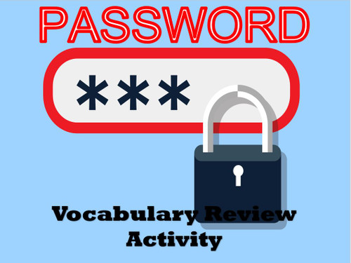 Addition & Subtraction Password Game