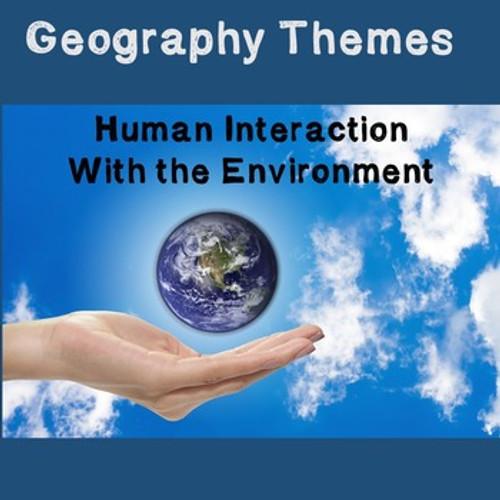 Human Environment Interaction Hyperdoc: Modify and Adapt ...