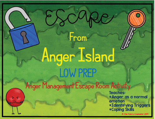 Anger Management Escape Room
