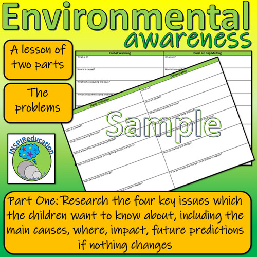 Environmental Issues: Deforestation, Plastic Pollution, Ice Cap Melting, Global Warming (Problems and Solutions Research)