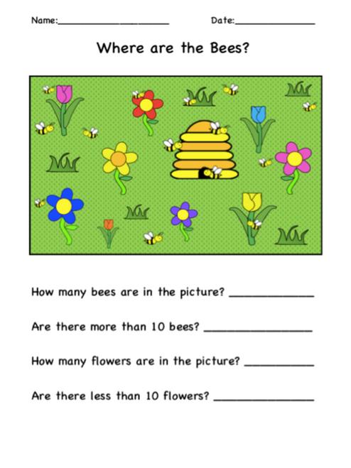 Sample Worksheet!