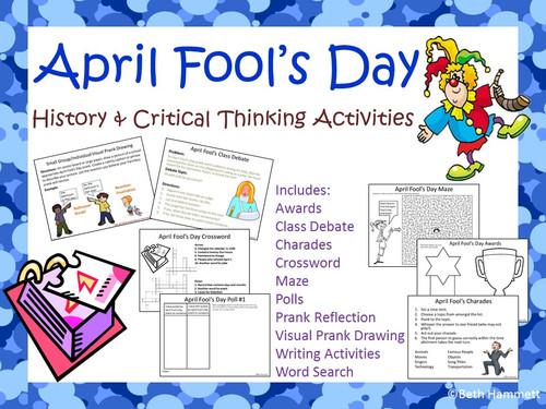 April Fool's Day Activities