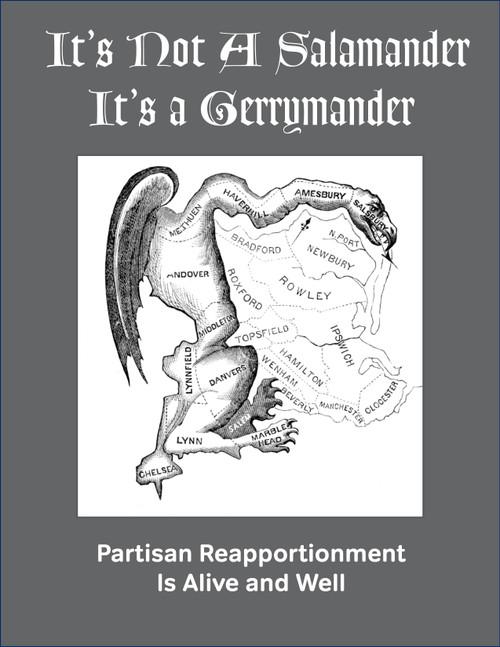 It's Not A Salamander, It's a Gerrymander