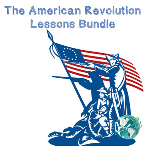 American Revolution Bundle - 8 Lessons