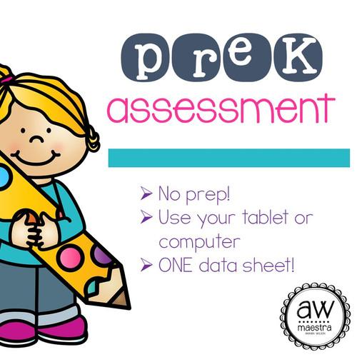Pre K Assessment