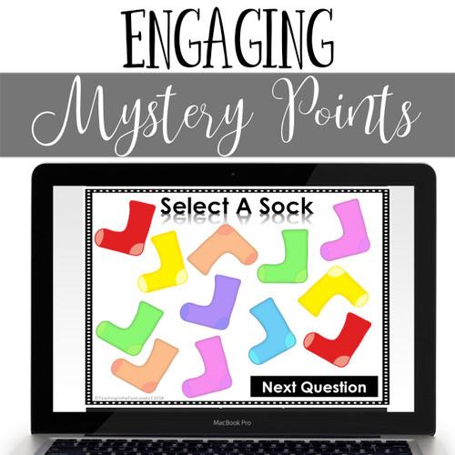 3rd Grade Math Review Games Bundle - Digital Stinky Feet
