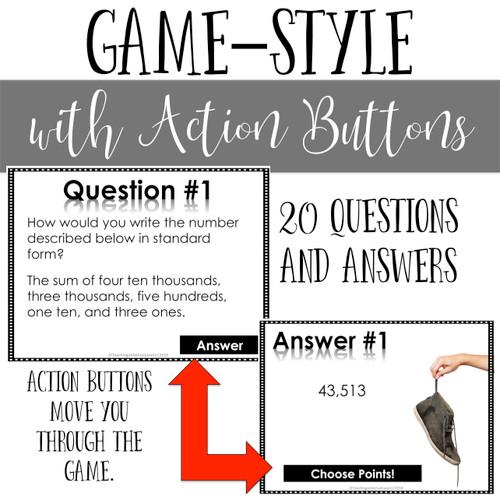 Science Review Game Bundle - Digital Stinky Feet